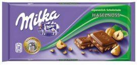 Milka Törtmogyorós 100g