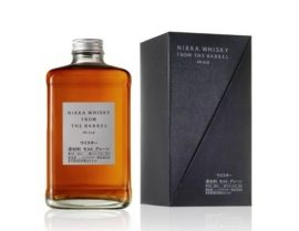 Nikka From The Barrel 0,5l PDD (51,4%)