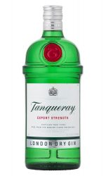 Tanqueray Strong gin  (43,1%) 0,7 l