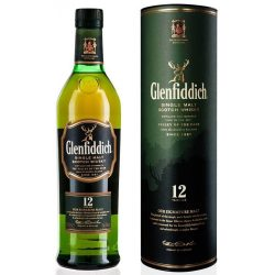Glenfiddich 12 years 0,7l DD. (40%)