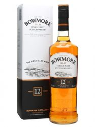 Bowmore 12 years 0,7l DD (40%)