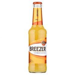 Bacardi Breezer Narancs 0,275l (4%)