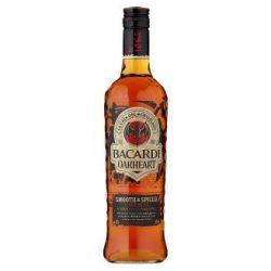 Bacardi Oakheart Spiced Rum 1l (35%)