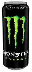 Monster Energy 0,5l  DOB