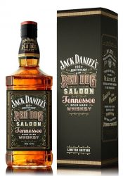 Jack Daniel's Red Dog Whiskey 0,7l (43%) DD.