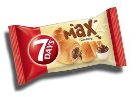 7 Days Max Croissant Kakaós 80g