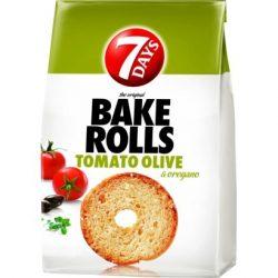7 days Bake Rolls Paradicsom Oregánó 80g