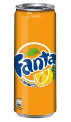 Fanta Narancs 0,25l DOb