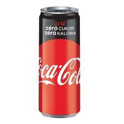 Coca-Cola Zero 0,25l DOB