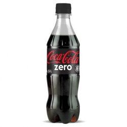 Coca-Cola Zero 0,5l PET