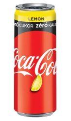 Coca-Cola Lemon Zero 0,25l DOB