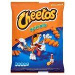 Cheetos Spirál 30g