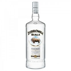 Zubrowka Biala Original Vodka 1l (37,5%)