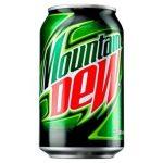Mountain Dew 0,33 l