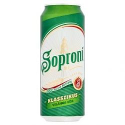 Soproni 0,5l DOB (4,5%)