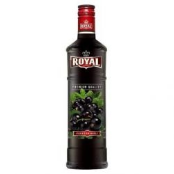 Royal Vodka Feketeribizli 0,2l (30%)