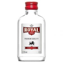Royal Vodka Original 0,1l (37,5%)