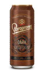 Staropramen Dark 0,5l DOB