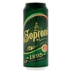 Soproni 1895 0,5l DOB (5,3%)