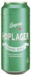 Soproni Hoplager Óvatos Duhaj 0,5l DOB (4,5%)