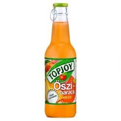 Topjoy Őszibarack 0,25l