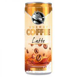 Hell Energy Coffe Latte 250ml