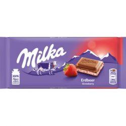 Milka Epres-Joghurtos 100g