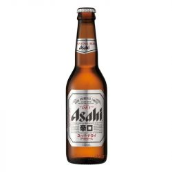 Asahi Superdry 0,33l (5,2%)
