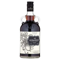 Kraken Black Spiced 0,7l (40%)