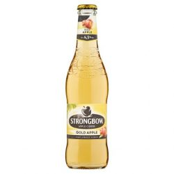 Strongbow Apple Gold 0,33 l