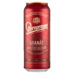 Staropramen Granát (4,8%) 0,5l DOB