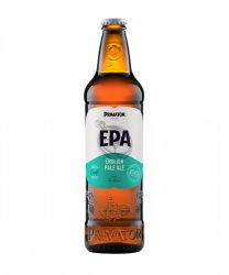 Primator English Pale Ale 5% 0,5l PAL