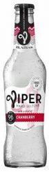 Viper Hard Seltzer Cranberry 0,33 PAL (4%)
