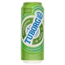 Tuborg Green 0,5 l DOB