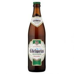 Edelweiss Unfiltered Búzasör 0,5 l PAL