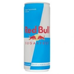 Red Bull Sugarfree 0,25l DOB